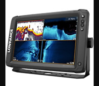 Lowrance Elite 12 Ti2 Touch Fishfinder GPS FREE SHIPPING!!!