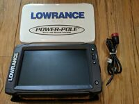 Lowrance Elite 9ti Touch Fishfinder GPS FREE SHIPPING!!!