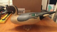 ANTIQUE R. MADISON MITCHELL PINTAIL DRAKE DECOY OR EARLY HARRY JOBES