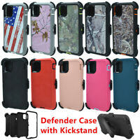 Defender Case For Apple iPhone 11 11 Pro Max W Screen Belt Clip Fits Otterbox
