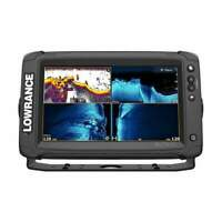 Lowrance Elite-9 Ti2 w/ Active Imaging 3n1 Transducer and US/Can Navionics Card