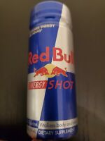 Rare Discontinued  Red Bull Energy Shot Collector Item expired 2010 SEALED!!!