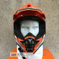 Motocycle Helmet Full Face ATV Motocross Visor With Cycling Glasses