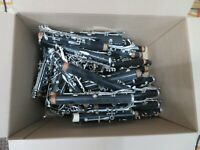 ..Lot of 30 Pounds of Bb Plastic Clarinet Bodies Ser#isi8246-10 for Parts/Repair