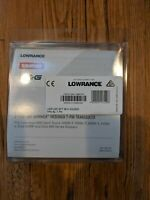 Lowrance HDI Skimmer® Transducer w/ Temp and 6' Cable Down Imaging 2D Sonar