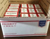Altoids Metal Empty Tins Lot Of 84 Peppermint Crafts Storage Sewing Fishing