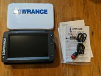 Lowrance Elite 9 Ti2 Touch Fishfinder GPS FREE SHIPPING!!!