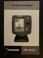 Humminbird 343c Portable FishFinder