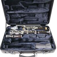 Selmer Paris Model A1610R 'Recital' Professional A Clarinet OPEN BOX