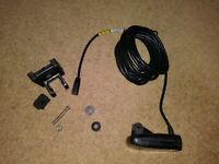 Humminbird XNT 9 SI 180 T Transducer with mount as pictured