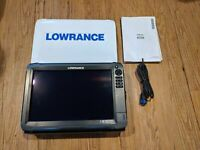 Lowrance HDS 12 Gen 3 Touch Fishfinder GPS FREE SHIPPING!!!