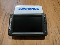 Lowrance Elite 9 Ti Touch Fishfinder GPS FREE SHIPPING!!!