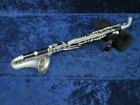 ..Bundy Plastic Alto Clarinet Ser#3911 Older but Plays Well Mouthpiece Included