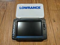 Lowrance Elite 7ti Touch Fishfinder GPS FREE SHIPPING!!!