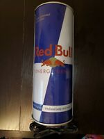 RED BULL Energy Drink Can Light Display Mancave / She-shed😁