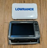 Lowrance HDS 7 Gen 3 Touch Fishfinder GPS FREE SHIPPING!!!