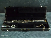 Selmer USA Bass Clarinet with  Case.  #1