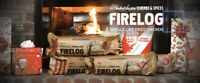 KFC FIRE LOG 11 HERBS AND SPICES ENVIROLOG KENTUCKY FRIED CHICKEN  - SOLD OUT