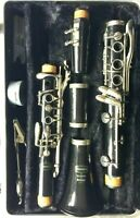 EXCELLENT SELMER BUNDY RESONITE STUDENT LEVEL USA MADE CLARINET