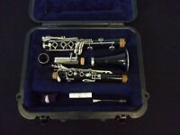 HIGHEST QUALITY!  SELMER U.S.A. 1400 Bb CLARINET + MOUTHPIECE+ SELMER CASE