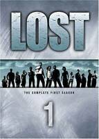 Lost The Complete First Season DVD By Matthew Fox VERY GOOD $4.39