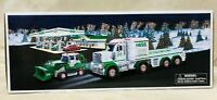 2013 HESS TOY TRUCK AND TRACTOR-NEW IN BOX..Never been opened
