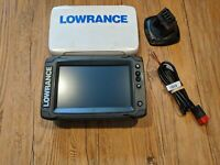 Lowrance Elite 7 Ti Touch Fishfinder GPS FREE SHIPPING!!!