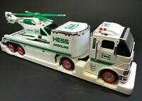 Hess Toy Truck and Helicopter 2006 - Brand New in box - Excellent condition!