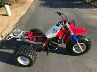 1985 Honda 200x  *** CALIFORNIA HONDA 200X ATC COLLECTORS ITEM ****