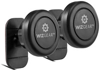 Magnetic Mount WizGear Universal Stick On 2 Pack Dashboard Magnetic Car Mount $16.21