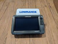Lowrance HDS 9 Gen 3 Touch Head Unit Only Fishfinder GPS FREE SHIPPING!!!