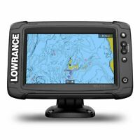 Lowrance Elite-7 Ti2 C-MAP US Inland HDI Transducer