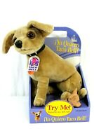 Plush Electronic Fun 4 All Chihuahua Yo Quiero Taco Bell Dog New in Package 1998