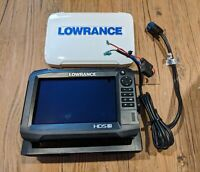 Lowrance HDS 7 Carbon Touch Fishfinder GPS FREE SHIPPING!!!