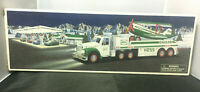 2002 Hess Toy Truck and Airplane ~ New