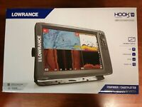 Lowrance HOOK2-12 Fish Finder with TripleShot Transducer - 00014305001