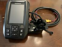 GARMIN STRIKER 4 WITH TRANSOM MOUNT TRANSDUCER