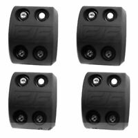 Winch Cable Hook Stopper Rubber Winch Rope Line Saver For ATV UTV Winches 4 Sets