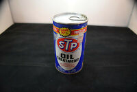 Vintage STP Oil Treatment Can