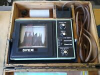 Si-Tex HE-357 Vintage Fish Finder, For Parts Or Repair