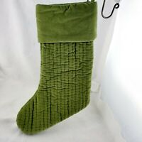 Pottery Barn Christmas Stocking 19