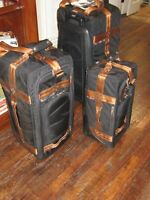 Club Glove TRS Ballistic 3-Piece Ensemble set =Carry-on + Check-In + Check-In XL