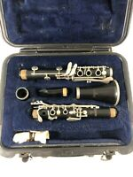 🔥 SELMER USA 1401 Bb CLARINET WITH JUPITER MOUTHPIECE AND CASE.