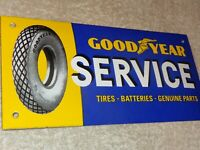 VINTAGE GOODYEAR TIRES, BATTERIES & PARTS 8