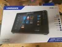 Lowrance HDS-12 Live 3-in-1 Transducer