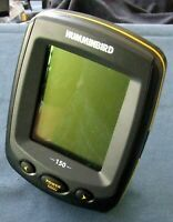 Humminbird PiranhaMax 150 Fishfinder Head Unit -Tested-Works Great