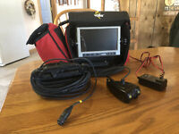 Vexilar Fish Scout Underwater Video Display Camera FSM100 - Used -Very Good