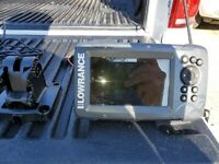Lowrance Hook2-5 with TripleShot Transducer and US Inland Maps
