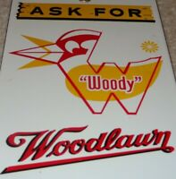 VINTAGE WOODLAWN DAIRY + WOODY WOODPECKER 8