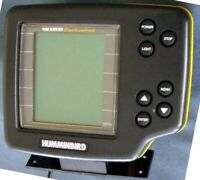 Humminbird Wide On Hundred Fish Finder Head Unit-Tested-Works Great-Unit No.2